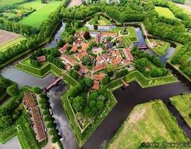 Vẻ đẹp của pháo đài